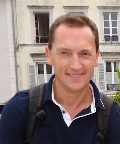 Professor Stephen Darby's photo