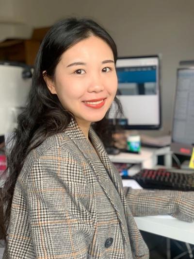 Dr Yue Zhou's photo