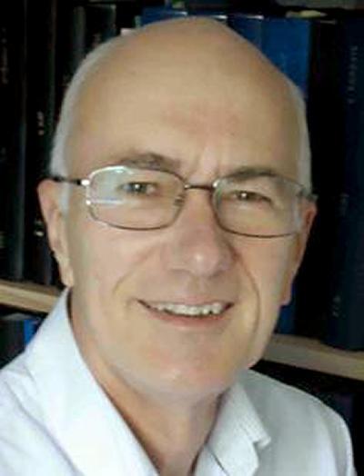 Prof. Chris Clayton's photo
