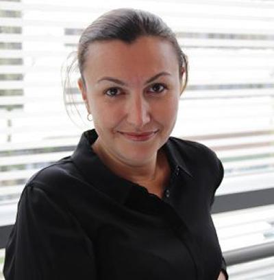 Professor Elena Simperl's photo