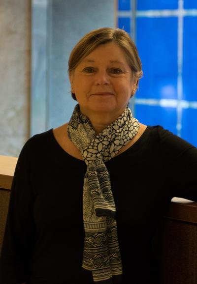 Professor Dame Jill Macleod Clark's photo