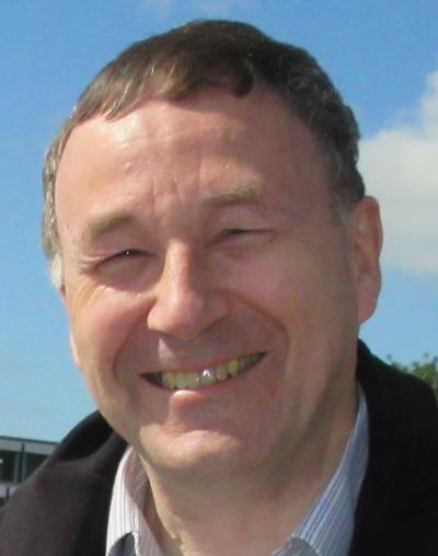 Professor Chris Woolgar's photo