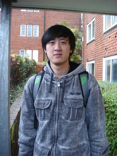 Dr Weiyu Yu's photo