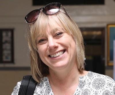 Professor Mary Barker's photo