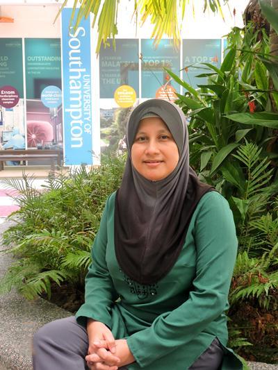 Ms Shahlilawati Wahid's photo