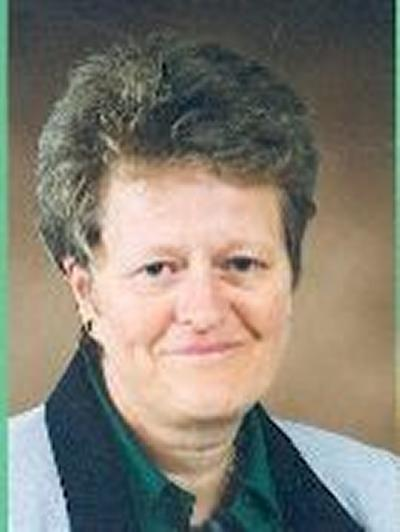 Professor Margaret Thompson's photo