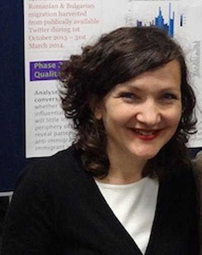 Dr Julie Vullnetari's photo