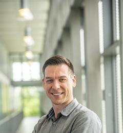 Dr Paul Clarkson
