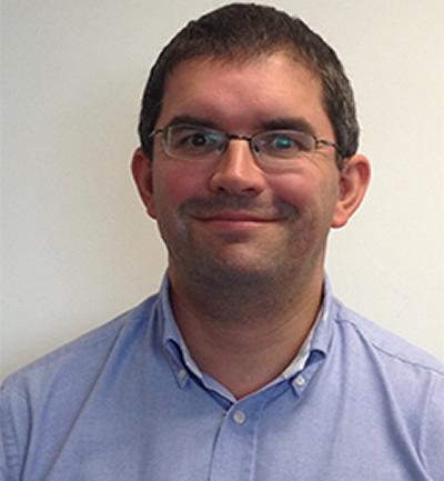 Dr Ben Chadwick's photo