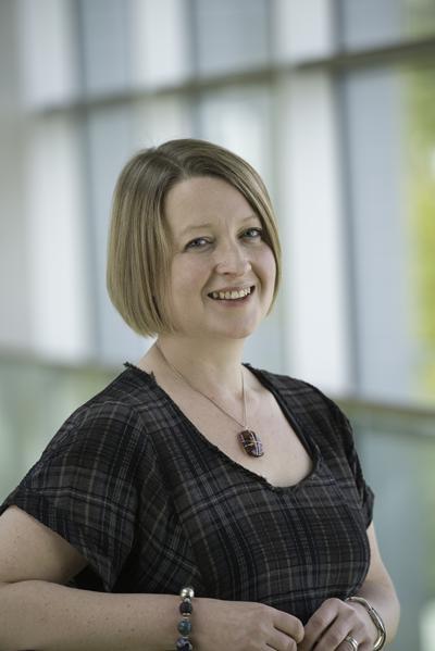 Professor Emily Reid's photo
