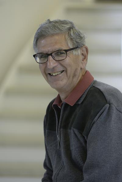 Professor Derek Pletchers Photo