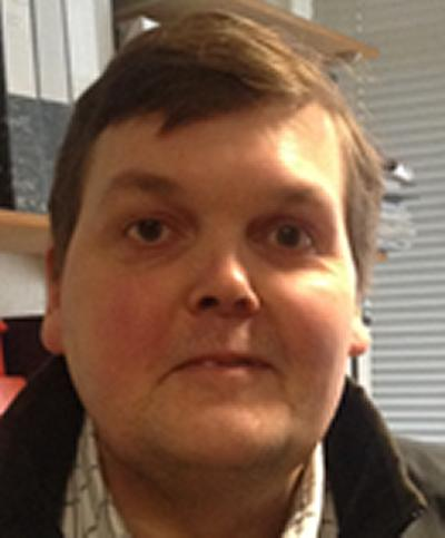 Professor Julian Hine's photo