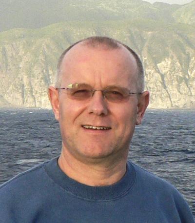 Professor Martin Palmer's photo