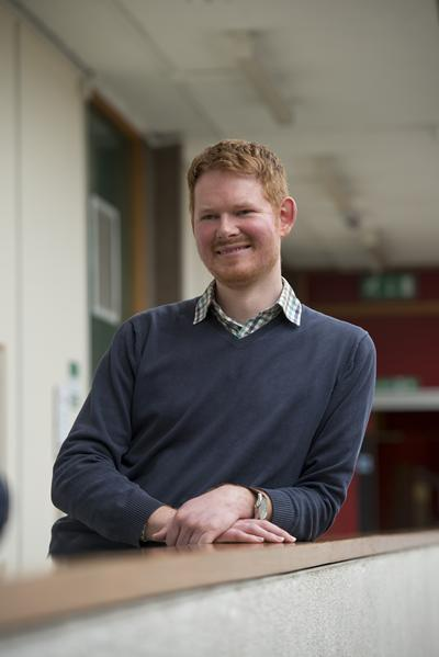 Professor Matthew Garner's photo