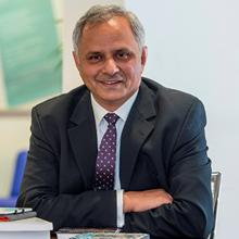 Thumbnail photo of Professor Asghar Zaidi