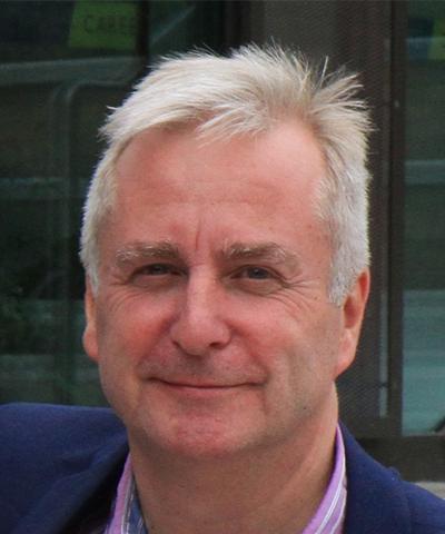 Professor Clive Holmes's photo