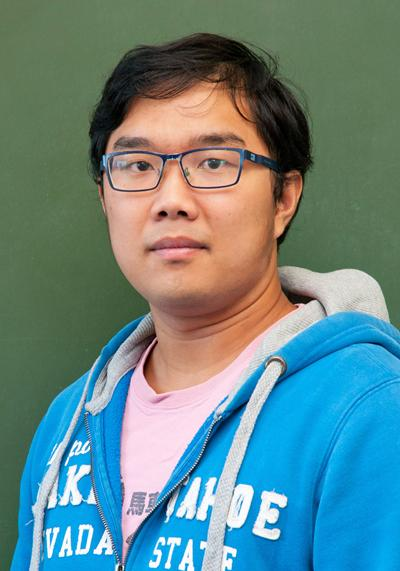 Mr Ho Yiu Chung's photo