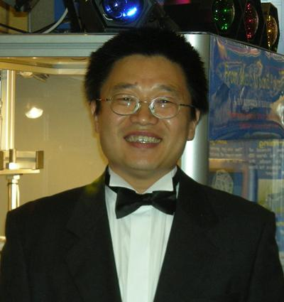 Professor Shoufeng Yang's photo