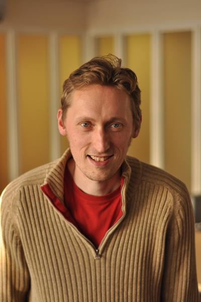 Professor Chris Armstrong's photo
