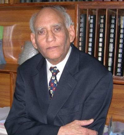 Professor Muhammad Akhtar's photo