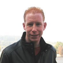 Photo of Stephen Evans