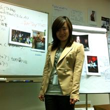 Photo of Elaine Qin Mengying