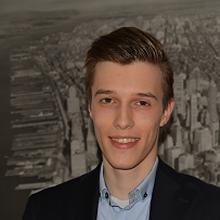 Photo of Sander van den Bergh