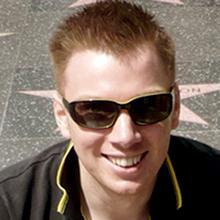 Photo of Mark Aldridge