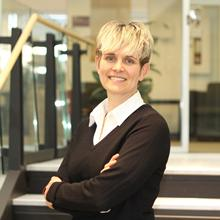 Photo of Dr Jackie Whittaker