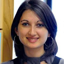 Photo of Leena Rana