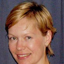 Photo of Claudia Sandberg