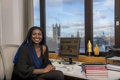Natasha Onwuemezi's Photo