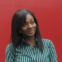 Photo of Sandra Agyapong-Badu