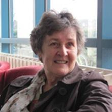 Photo of Sheila Thomas