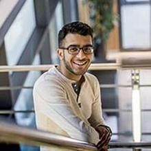 Photo of Kush Patel