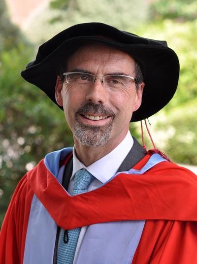 Dr Stephen Deuchar's Photo