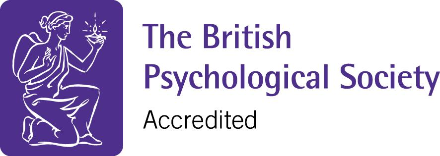 British Psychological Society Accredited